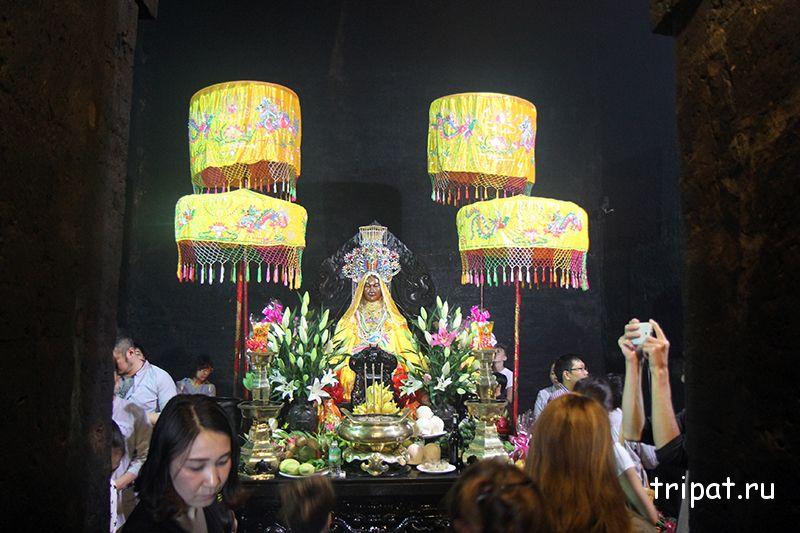 фото храма внутри