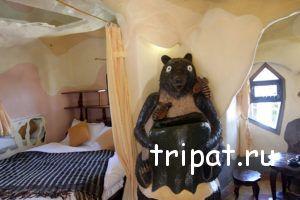 комната медведя
