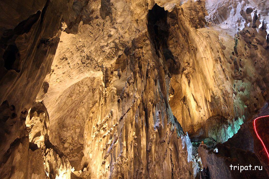 Потолок пещеры