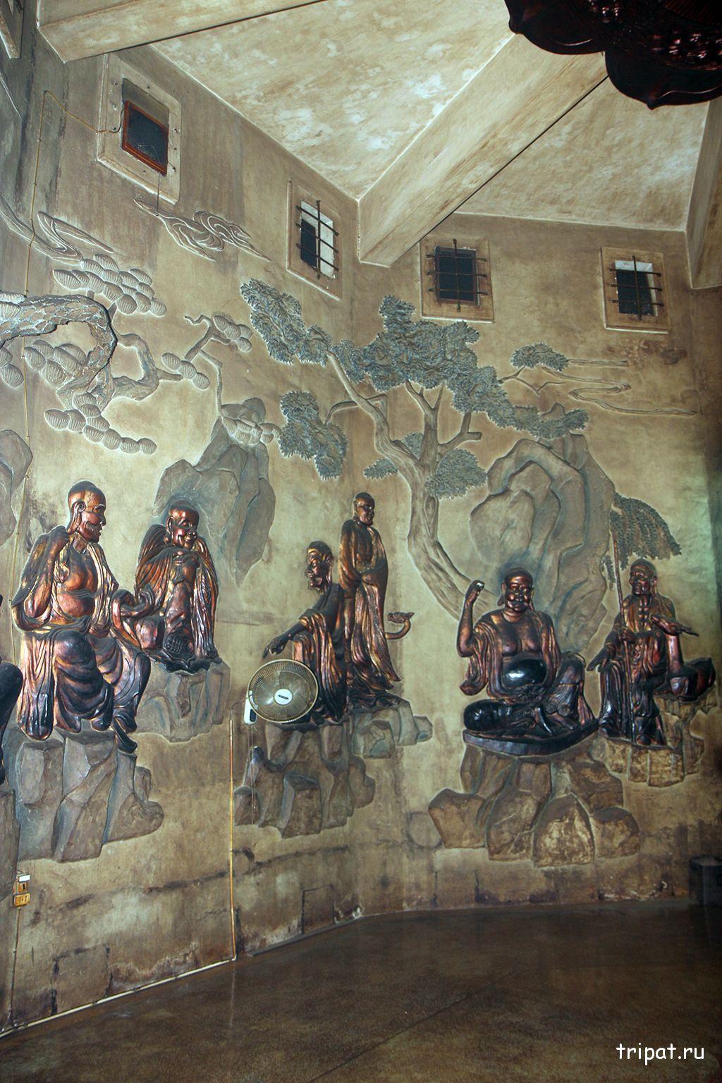 картины в храме