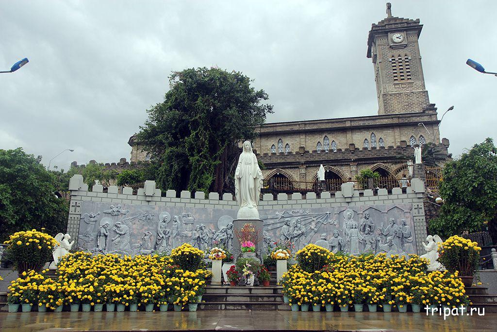 Святая Мария и Часовня