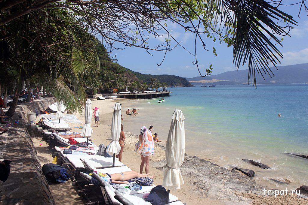 Наш замечательный пляж
