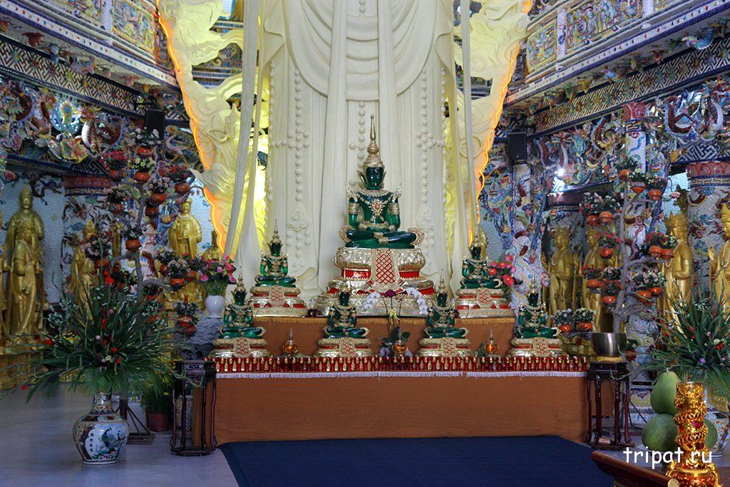 Нефритовый Будда просто великолепен!
