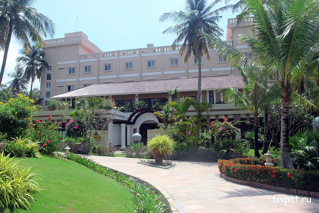 Спа салон в отеле