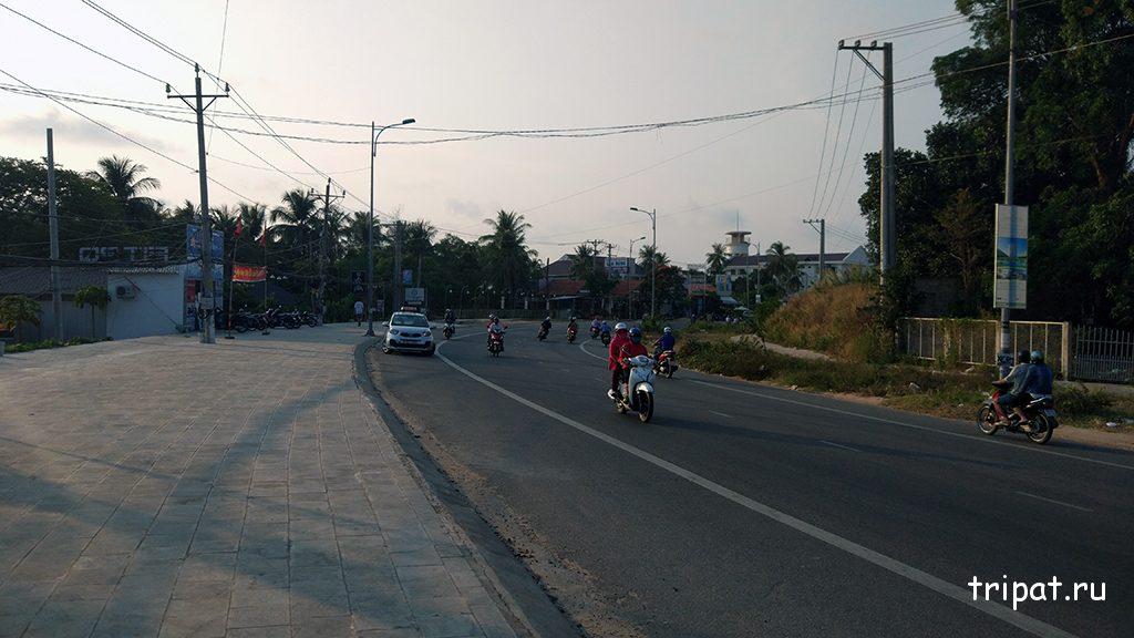 Дорога для пешеходов