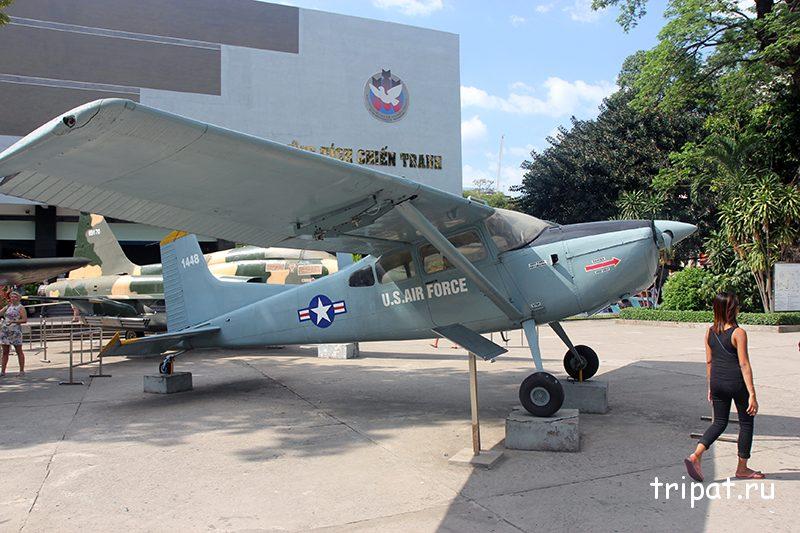 Легкий самолет США