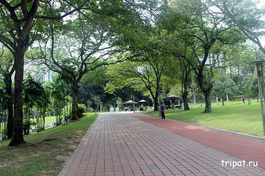 Парк Куала Лумпура
