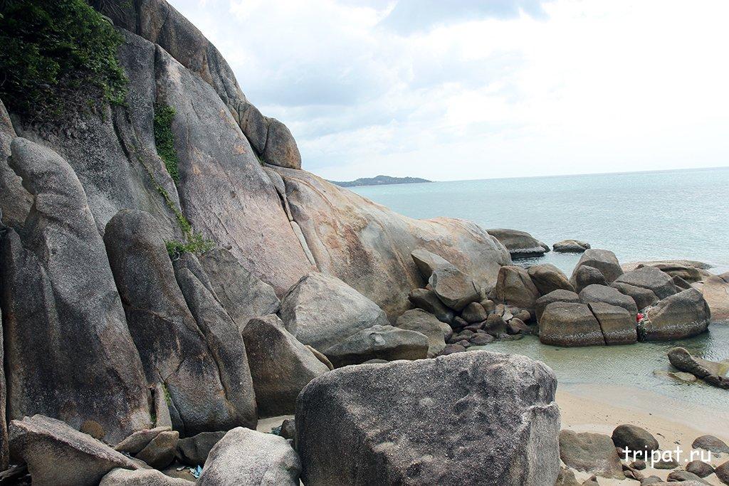 Скалистые камни