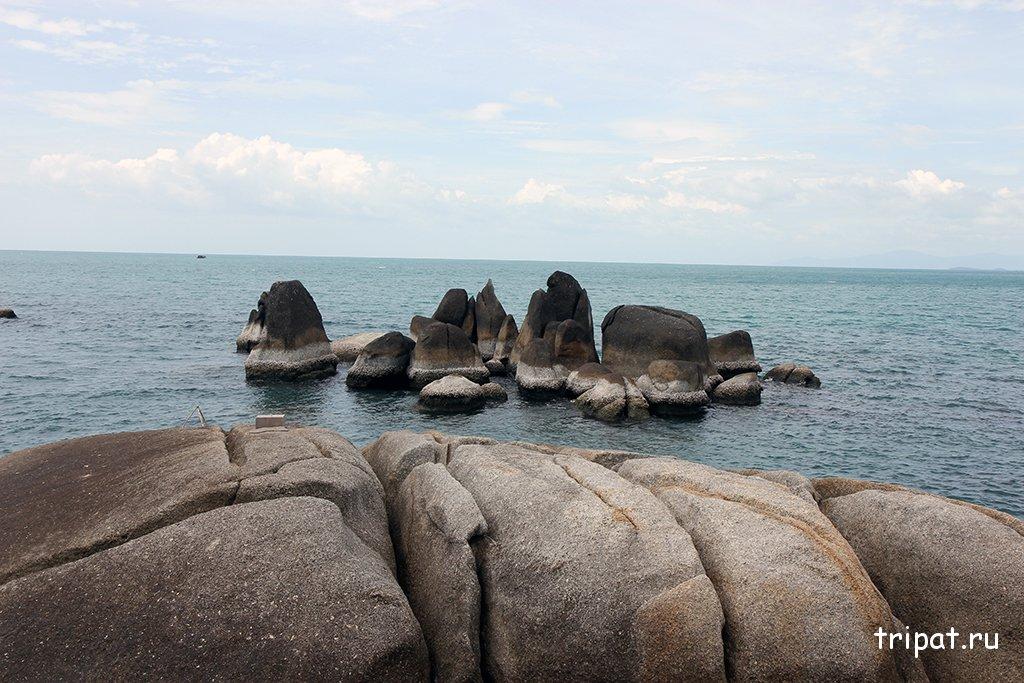 Пейзаж из камней