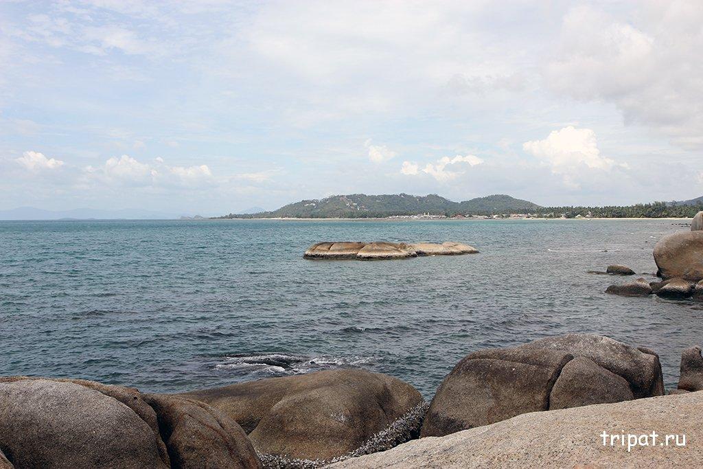 Море, горы, пляж