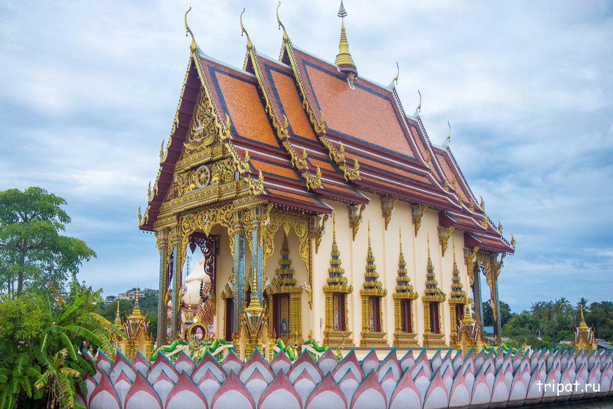 общий вид храма
